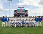 Birch Run Panthers Boys Varsity Baseball Spring 17-18 team photo.
