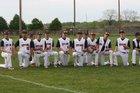 Toll Gate Titans Boys Varsity Baseball Spring 17-18 team photo.