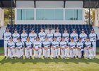 Calvary Christian Warriors Boys Varsity Baseball Spring 17-18 team photo.