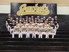 Springfield Yellowjackets Boys Varsity Baseball Spring 17-18 team photo.