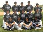 Eastside Lions Boys Varsity Baseball Spring 17-18 team photo.