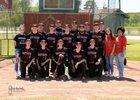 Murfreesboro Rattlers Boys Varsity Baseball Spring 17-18 team photo.