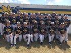 Wynne Yellowjackets Boys Varsity Baseball Spring 17-18 team photo.