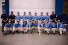 Hockinson Hawks Boys Varsity Baseball Spring 17-18 team photo.