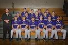 Blackstone-Millville Chargers Boys Varsity Baseball Spring 17-18 team photo.