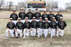 Raton Tigers Boys Varsity Baseball Spring 17-18 team photo.