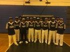 Fair War Eagles Boys Varsity Baseball Spring 17-18 team photo.