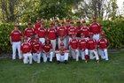 Summit Shasta Black Bears Boys Varsity Baseball Spring 17-18 team photo.