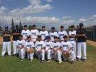 Rialto Knights Boys Varsity Baseball Spring 17-18 team photo.