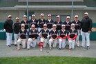 Saugus Sachems Boys Varsity Baseball Spring 17-18 team photo.