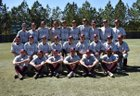 Mountain Ridge Mountain Lions Boys Varsity Baseball Spring 17-18 team photo.