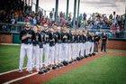 Zachary Broncos Boys Varsity Baseball Spring 17-18 team photo.