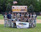Lake Placid Bombers Boys Varsity Baseball Spring 17-18 team photo.