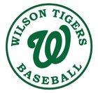 Wilson Tigers Boys Varsity Baseball Spring 17-18 team photo.