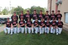 North Clay Cardinals Boys Varsity Baseball Spring 17-18 team photo.