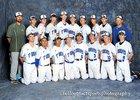 East Mountain Timberwolves Boys Varsity Baseball Spring 17-18 team photo.