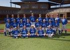 Bloomfield Bobcats Boys Varsity Baseball Spring 17-18 team photo.