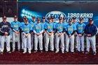Everett Seagulls Boys Varsity Baseball Spring 17-18 team photo.