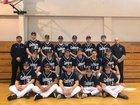 Calvary Christian Academy Cougars Boys Varsity Baseball Spring 17-18 team photo.