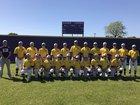 Fouke Panthers Boys Varsity Baseball Spring 17-18 team photo.