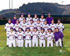 Wenatchee Panthers Boys Varsity Baseball Spring 17-18 team photo.
