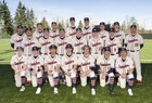 Eastside Catholic Crusaders Boys Varsity Baseball Spring 17-18 team photo.