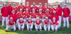 Portales Rams Boys Varsity Baseball Spring 17-18 team photo.