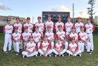 Key West Conchs Boys Varsity Baseball Spring 17-18 team photo.
