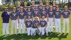 St. Joseph Bulldogs Boys Varsity Baseball Spring 17-18 team photo.
