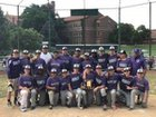 Denver South Rebels Boys Varsity Baseball Spring 17-18 team photo.