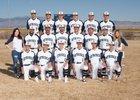 Atrisco Heritage Academy Jaguars Boys Varsity Baseball Spring 17-18 team photo.