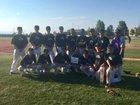 Mountain View Mountain Lions Boys Varsity Baseball Spring 17-18 team photo.