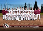 Woodcreek Timberwolves Boys Varsity Baseball Spring 17-18 team photo.