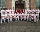 O'Dea Fighting Irish Boys Varsity Baseball Spring 17-18 team photo.