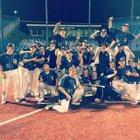 Damonte Ranch Mustangs Boys Varsity Baseball Spring 17-18 team photo.