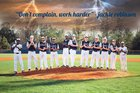 Jenkins County War Eagles Boys Varsity Baseball Spring 17-18 team photo.