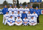 Eatonville Cruisers Boys Varsity Baseball Spring 17-18 team photo.