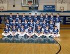 Camp Hill Lions Boys Varsity Baseball Spring 17-18 team photo.