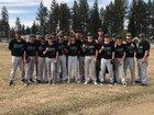 Biggs Wolverines Boys Varsity Baseball Spring 17-18 team photo.