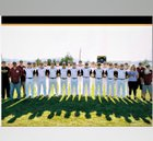 Pahrump Valley Trojans Boys Varsity Baseball Spring 17-18 team photo.