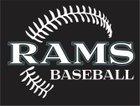 Rancho Rams Boys Varsity Baseball Spring 17-18 team photo.