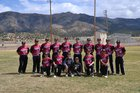 Magdalena Steers Boys Varsity Baseball Spring 17-18 team photo.