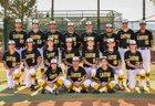 Canyon Cowboys Boys Varsity Baseball Spring 17-18 team photo.