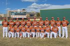Eldorado Eagles Boys Varsity Baseball Spring 17-18 team photo.