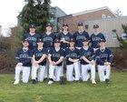 Beamer Titans Boys Varsity Baseball Spring 17-18 team photo.