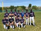 Riverside Christian Crusaders Boys Varsity Baseball Spring 17-18 team photo.