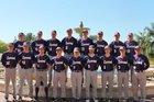 Lipscomb Academy Mustangs Boys Varsity Baseball Spring 17-18 team photo.