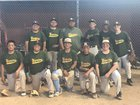 Jemez Valley Warriors Boys Varsity Baseball Spring 17-18 team photo.