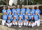 Rogers Rams Boys Varsity Baseball Spring 17-18 team photo.