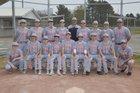 Harrisburg Hornets Boys Varsity Baseball Spring 17-18 team photo.